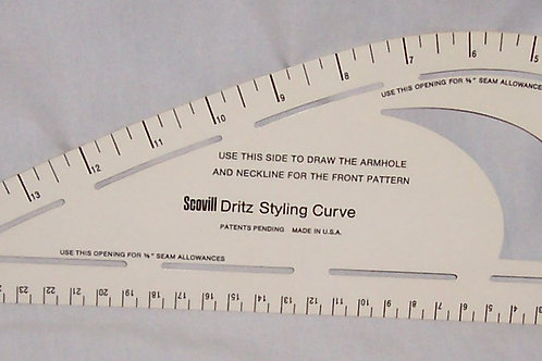 Dritz Styling Curve Sewing Tool