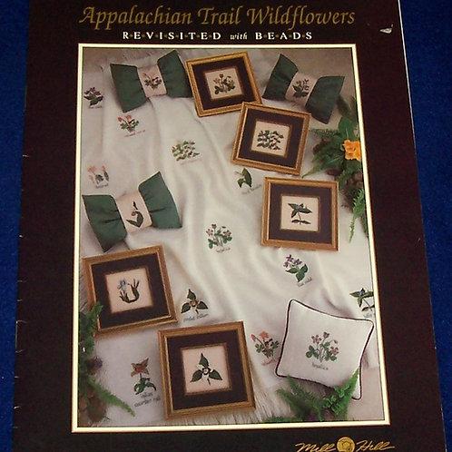 Cross Stitch Pattern Appalachian Trail Wildflowers Revisited... Stitch Chart