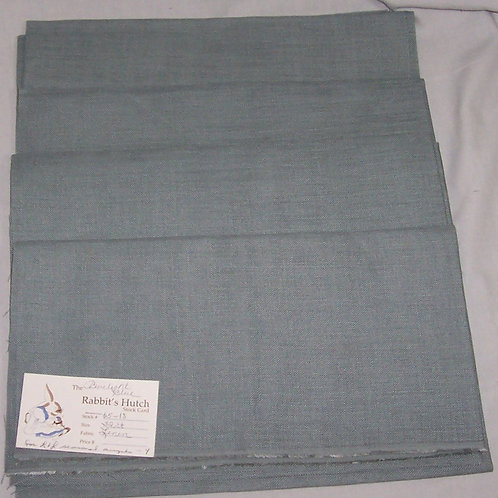"Lot of 4 - 32CT Twilight Blue Each 24"" X 27"" Cross Stitch Fabric Linen"