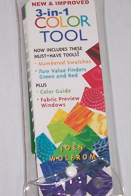 Joen Wolfrom New and Improved 3-in-1 Color Tool