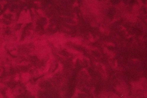 Batik Red Hot Brick Mix 1-7/8+yds
