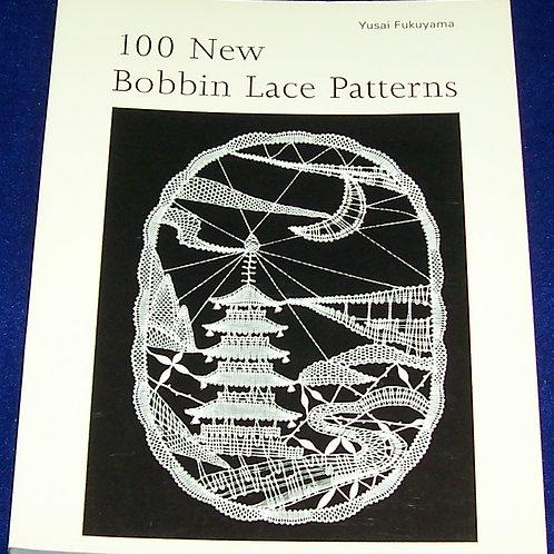100 New Bobbin Lace Patterns Book