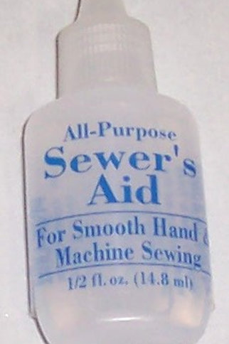 All Purpose Sewer's Aid For Smooth Hand and Machine Sewing