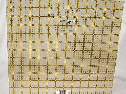 """Omnigrid Ruler 12-1/2"""" Square"""