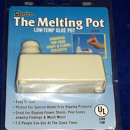 Darice The Melting Pot Low Temp Glue Pot ~ Say Goodbye to Glue Guns
