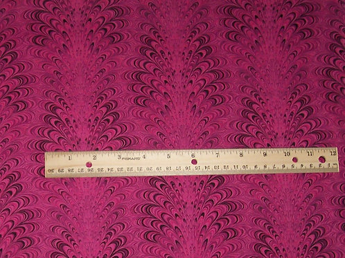 RJR Jinny Beyer Pink Swirls 1-1/2 Yards