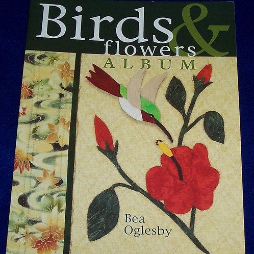 Birds & Flowers Album Bea Oglesby