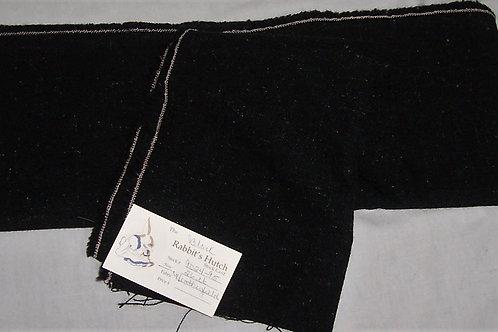 "Heatherfield 26CT 36"" X 54"" Black Cross Stitch Fabric"