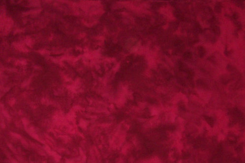Batik Garnet Maroon Mix 1-1/8 Yard Fabric