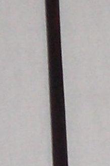 """Wood Crochet Hook Walnut Size H (5.00mm) 7"""""""