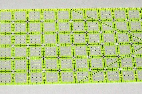 """Omnigrid Non-Slip Ruler 6"""" X 24"""""""