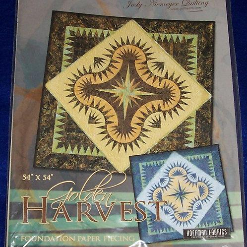 """Golden Harvest Judy Niemeyer Pattern 54""""X54"""""""