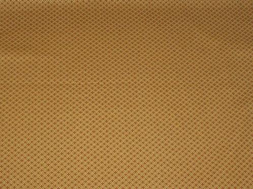 Janet Rose Collection M4281 Metallic Gold Fabric 1-1/2 Yards