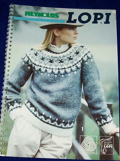 Reynolds Lopi (Volume 10) Knitting Pattern Book