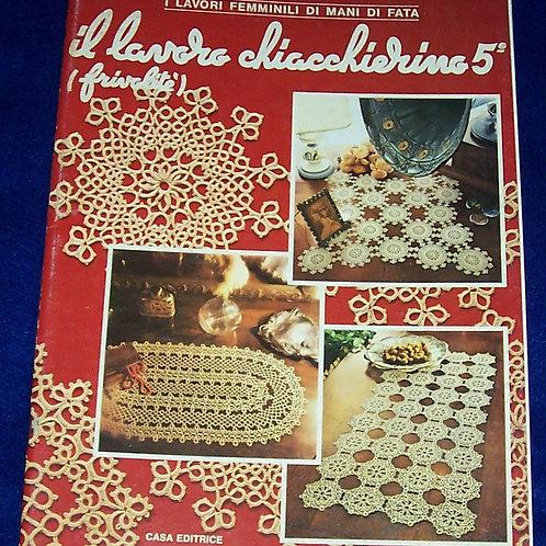 IL LAVARO CHIACCHIERINO CROCHET MAGAZINE 5