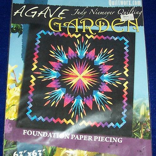"""Agave Garden Judy Niemeyer Pattern 63""""X63"""""""