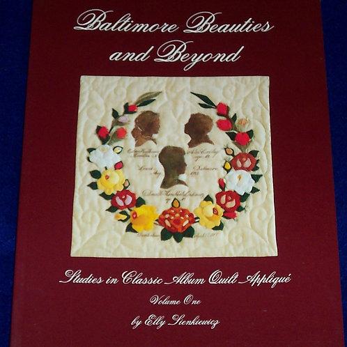 Baltimore Beauties and Beyond Volume 1 Elly Sienkiewicz