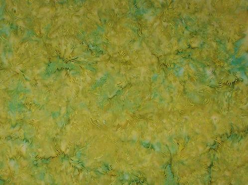 Batik Citrus Green Mix with Print