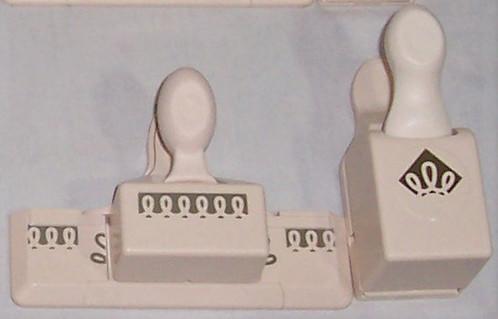 Success Martha Stewart Crafts Paper Punch Edge Corner Set Loops