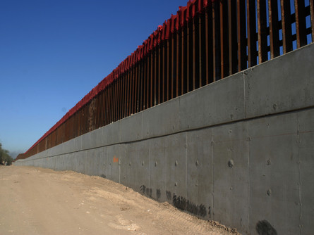 The Federal Grant and Cooperative Agreement Act is Waived for Border Wall