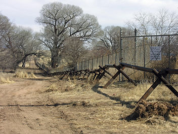Border barriers impact wildlife