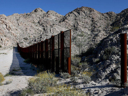 The Sikes Act is Waived for Border Wall