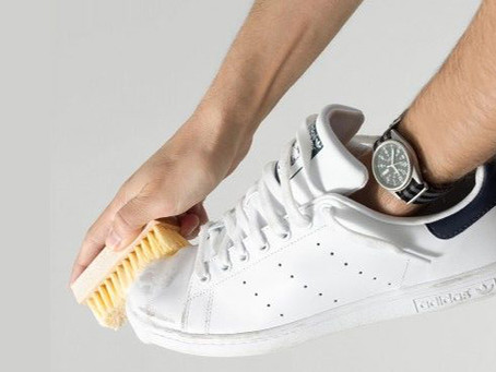 Come pulisco le mie sneakers personalizzate?