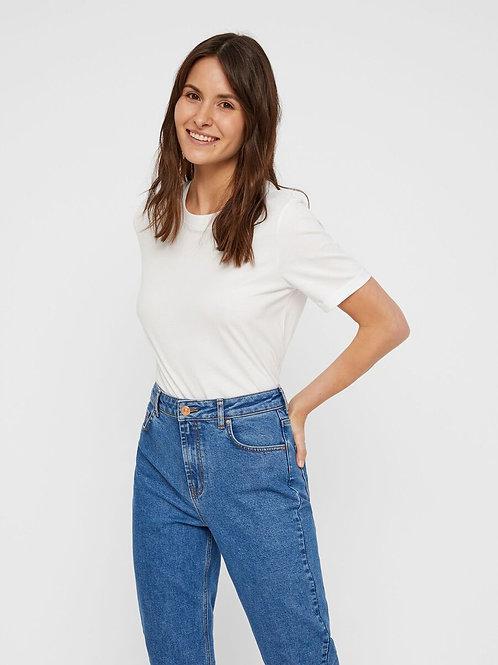 T-shirt basic bianca