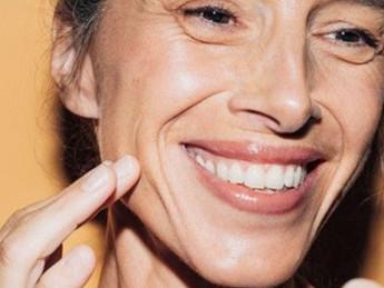 O que acontece com a pele aos 45 anos