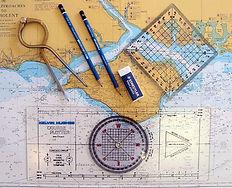RYA Coastal Skipper & Yachtmaster Navigation Charts