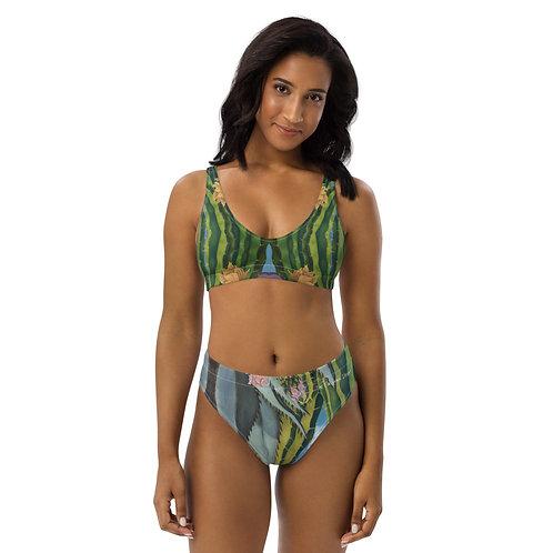 Devour high-waisted bikini