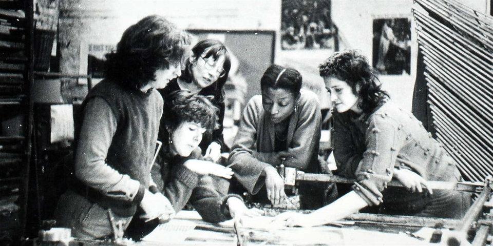 Ruskin College Women Lib Conf