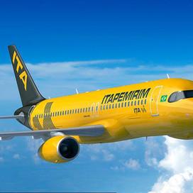 ITA!  Decolagem autorizada.  A Itapemirim Transportes Aéreos (ITA), nova companhia aérea do Grupo