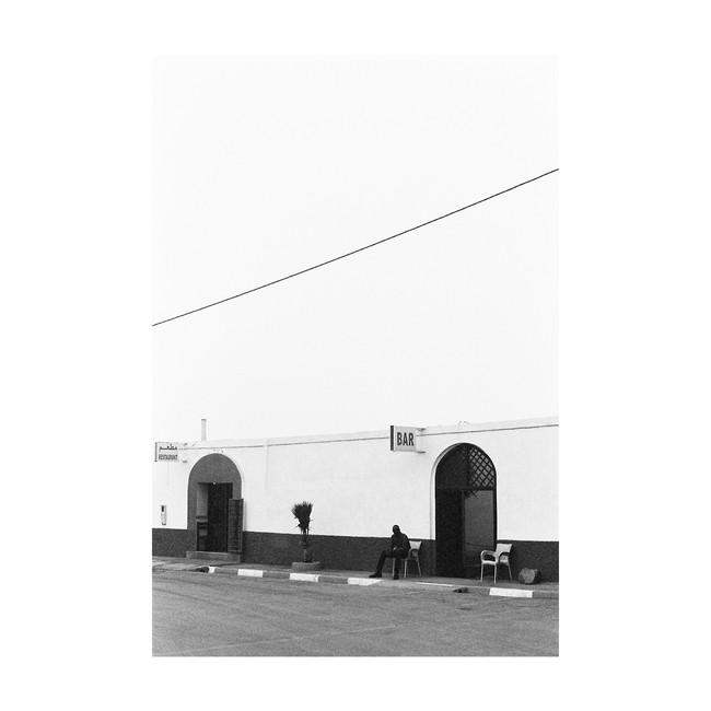 HotelEntrance01_bw_SidiIfni_Morocco_1119
