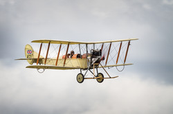 Royal Aircraft Factory BE2c Colour