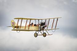 Royal Aircraft Factory BE2c Colour