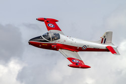 Jet Provost Mk5 XW324