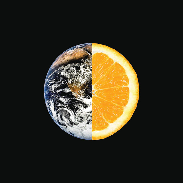 Orange Earth