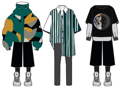 Textile for Fashion