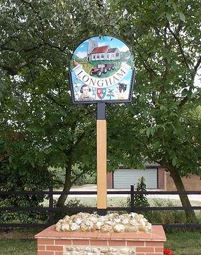 Longham Village Sign