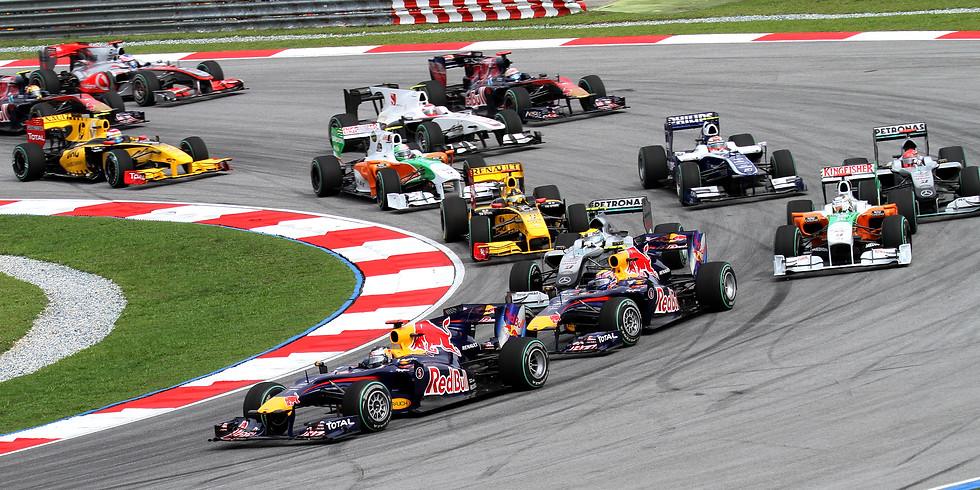 Formule 1 op grootscherm