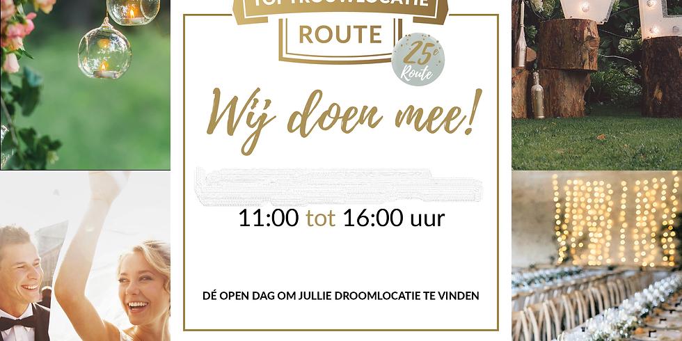 Open Toptrouwocatie Route