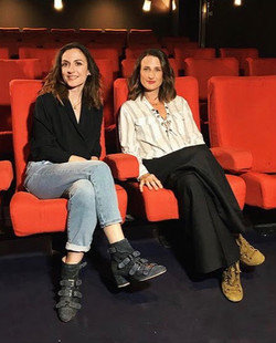 Camille Cottin & Camille Chamoux
