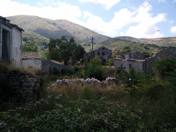 Old Perithia Village