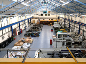 Amey Plastics expand into new 35,000 sqft factory in Alton, Hampshire