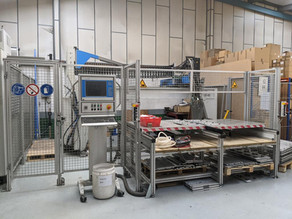 Amey invest in state-of-the-art gasketing machine