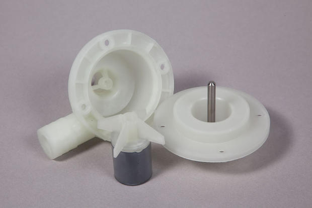 Volute, Impellor and Impellor Housing