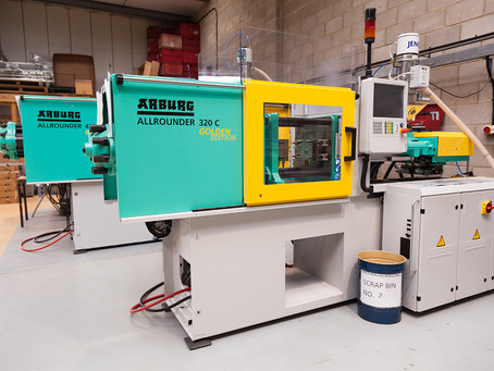 What is injection moulding? – A history of the process