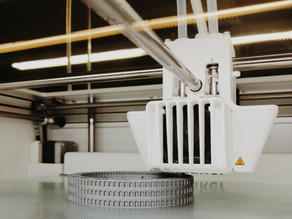 The History of 3D-Printing