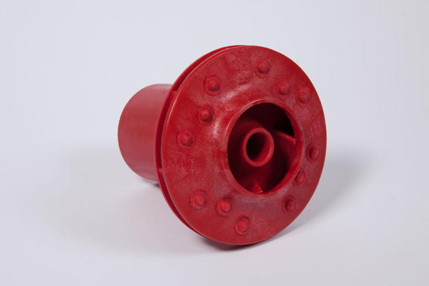 Overmoulded Impeller